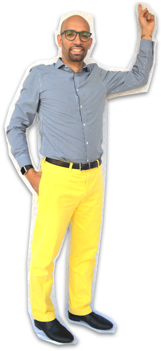 tamim yellow guy